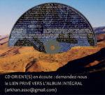 CD ORIENT(S)